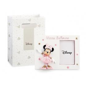 Bomboniera Portafoto Minnie Disney Ballerina