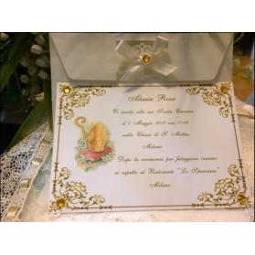 Invito Santa Cresima