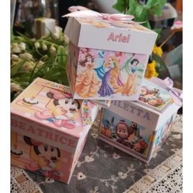 Scatolina Porta Confetti Compleanno